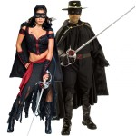 zorro-couples-costume